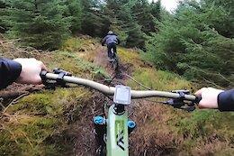 Video: Adam Brayton, Danny Hart & Elliott Heap Go for a Wild Ride on Steep & Slick Trails