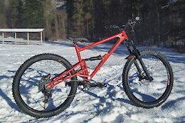 Reader Story: Building a Custom Steel Single Pivot Enduro Bike