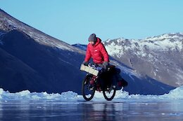 Video: A Month-Long Cycling Adventure Across the Frozen Lake Baikal