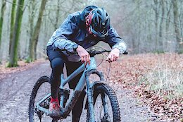 Video: Rob Warner's Painful & Hilarious First Non eMTB Ride in Over a Year