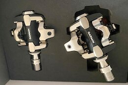 Spotted: Garmin's New 'Rally' SPD Power Meter Pedals