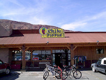 Chile Pepper Bike Shop - Angel Fire Resort Location