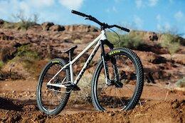 Pivot Releases New Point Steel DJ Bike