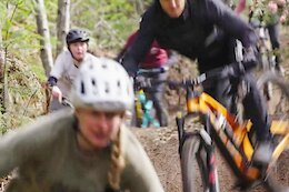 Video: Good Vibes Riding Bikes in Squamish on International Women's Day