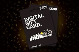 Win It Wednesday: Enter to Win 1 of 6 CBI Bikes Gift Cards
