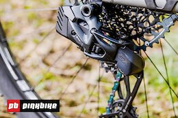 First Look: SRAM Releases GX Eagle AXS Wireless Electronic Drivetrain