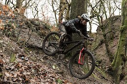 Video: Martha Gill Bashes Mucky Ruts on Slick & Slimy Trails