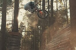 Video: Lukas Schäfer Escapes into the Woods to Build & Ride a Wild New Trail in 'Isolation'