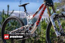 Video: Intense M279 Prototype Bike Check With Seth Sherlock