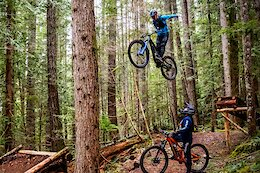 Video: Remy Metailler & Christina Chappetta Hit Classic Squamish Gaps
