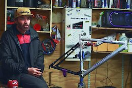 Video: Rob Warner Continues the Rebuild of his World Cup Winning 1996 Giant ATX990