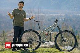 Video: Tom Bradshaw's Commencal Meta HT AM - Bike Check