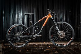 First Look: NS Bikes' Define 170 is a Mullet Metal Monster - Pond Beaver 2021