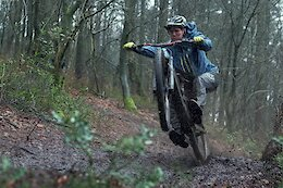 Video: Brendan Fairclough Shows Off Mucky Trails in the Surrey Hills on his eMTB