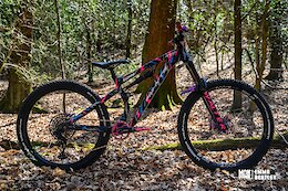 15 Women's Enduro Bikes from Round 1 of the Pedalhounds Enduro Series
