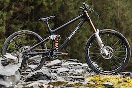 Bike Check: Gee Atherton's Custom Quarry Hucking Atherton Bikes  DH