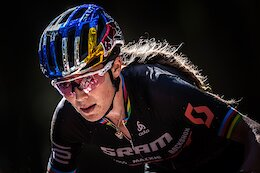 Interview: Kate Courtney on Head Injuries, World Champs & Recovery