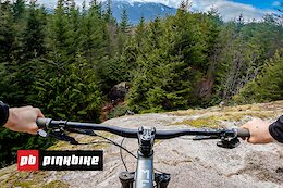 Video: Riding 14 Double Black Trails In A Day On A Hardtail