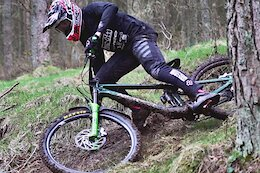 Video: Lewis Buchanan Rips his Trail Bike