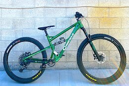 Canfield Bikes Recover Stolen Prototype
