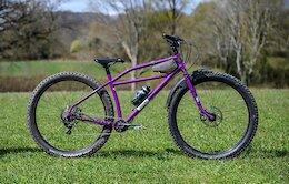 Bike Check: Matt Lakin's Fully Rigid Stooge Cycles Dirtbomb Enduro Race Bike