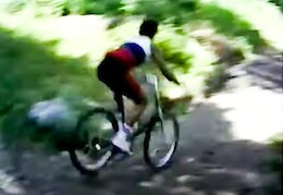 Throwback Thursday: Mountain Biking on Mount Seymour in 1985