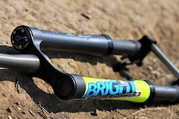 Bright Racing Shocks' 1630g Inverted Fork Claims 'Better Precision Than a Traditional Fork' - Pond Beaver 2021