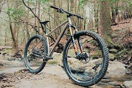 Litespeed Release Pinhoti III Titanium Trail Bike - Pond Beaver 2021