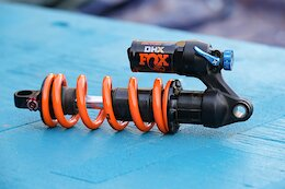 First Look: Fox's New Float X & DHX Shocks - Pond Beaver 2021