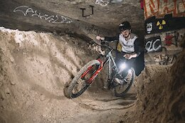 Video: Riding Mountain Bikes in the Paris Catacombs