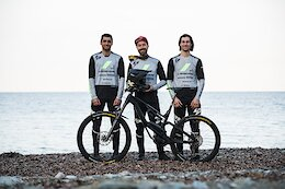 Lapierre Introduces EWS-E Team Led By Nico Vouilloz