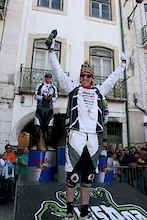 Peaty makes it 7 at Lisbon Downtown race, Minaar 2nd!