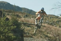 Video: Gee Atherton Searches for the Biggest Gaps in DyFi Bike Park