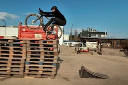 Video: A Creative Gravel Bike Adventure with Jumps, Gaps & Trials Inspired Lines