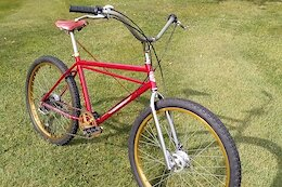 Throwback Thursday: A Pristine Lawwill Knight Pro Cruiser That Has an Important Place in Mountain Bike History