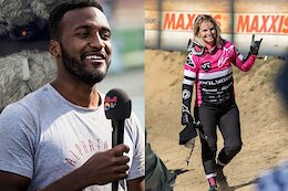 Eliot Jackson & Tracey Hannah Join the Red Bull World Cup Commentating Team