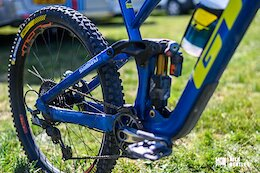 Bike Check: Ethan Craik's GT Force