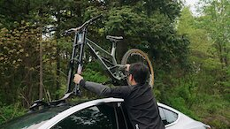 Press Release: Fovno-Tech's New Bike Rack Uses Electric Suction Cups
