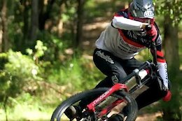 Video: Jack Moir Training for DH World Cups on Rocky Local Tracks