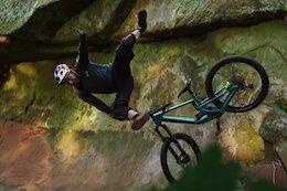 Video: Danny MacAskill & Kriss Kyle's 'This & That' Crash Reel