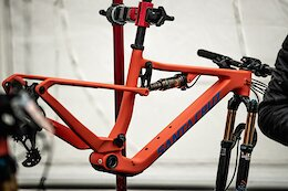 Spotted (Again): Santa Cruz's New XC Race Bike - Albstadt XC World Cup 2021