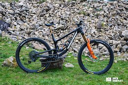 Bike Check: Adam Brayton's Nukeproof Giga 290 Carbon