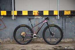 Bike Check: Kate Courtney's Scott Scale - Albstadt XC World Cup 2021