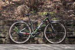 Bike Check: Pauline Ferrand Prevot's Custom BMC Twostroke