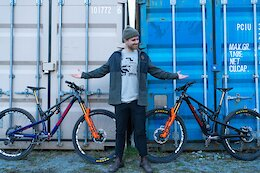 Video: Remi Gauvin Tests Medium & Large Size Frames Back to Back