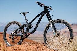 Bike Check: Mick Hannah's New NS Fuzz Downhill Bike