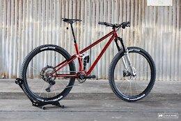 First Look: Devlin Cycles' Long Reach Trail Bike Prototype
