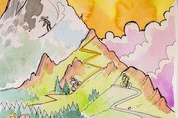 Video: Travelling Artist & Adventurer Tito Tomasi in 'The Art of Shredding'