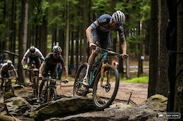 Short Track Photo Epic: Mud Wrestling - Nove Mesto XC World Cup 2021