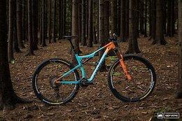 Bike Check: Victor Koretzky's Orbea Oiz - Nove Mesto XC World Cup 2021
